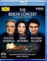 The Berlin Concert: Live From Waldbuhne (2006) (Blu ray)
