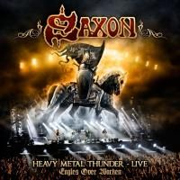 Saxon - Heavy Metal Thunder - Live: Eagles Over Wacken (2012) - 2 CD Box Set