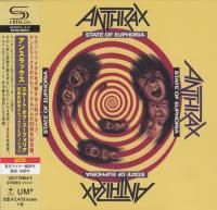 Anthrax - State Of Euphoria (1988) - 2 SHM-CD Anniversary Edition