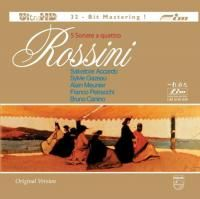 Rossini - 5 Sonate A Quattro (1979) - Ultra HD 32-Bit CD