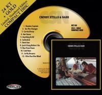 Crosby, Stills & Nash - CSN (1977) - 24 KT Gold Numbered Limited Edition