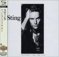 Sting - ...Nothing Like The Sun (1987) - SHM-CD