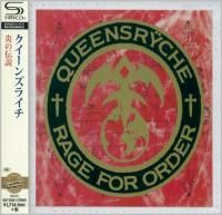 Queensryche - Rage For Order (1986) - SHM-CD