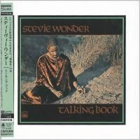 Stevie Wonder - Talking Book (1972) - Platinum SHM-CD