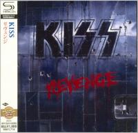 Kiss - Revenge (1992) - SHM-CD
