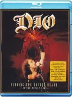 Dio - Finding The Sacred Heart: Live In Philly 1986 (2013) (Blu-ray)