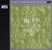 V/A Best Audiophile Voices III (2010) - XRCD2