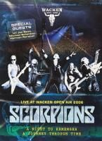 Scorpions - Live At Wacken Open Air 2006 (2007) - DVD