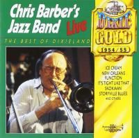 Chris Barber's Jazz Band - Live In 1954 -1955 (1989)