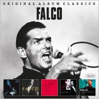Falco - Original Album Classics (2015) - 5 CD Box Set