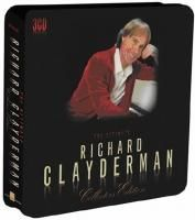 Richard Clayderman - The Ultimate (2011) - 3 CD Tin Box Set Collector's Edition