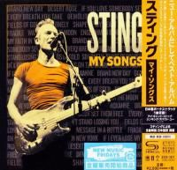 Sting - My Songs (2019) - SHM-CD