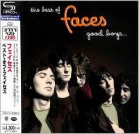 Faces - The Best Of Faces Good Boys... When They're Asleep... (1999) - SHM-CD