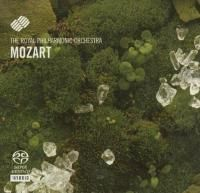 The Royal Philharmonic Orchestra - Mozart: Violin Concerto No. 3 & No. 5 (1994) - Hybrid SACD