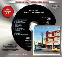 Billy Joel - Streetlife Serenade (1974) - Hybrid Multi-Channel SACD