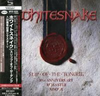 Whitesnake - Slip Of The Tongue (1989) - SHM-CD