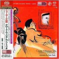 Claude Williamson Trio - Autumn In New York (1998) - SACD