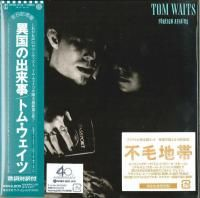 Tom Waits - Foreign Affairs (1977) - Paper Mini Vinyl