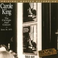 Carole King - Carnegie Hall Concert: June 18, 1971 (1996) - Numbered Limited Edition Hybrid SACD