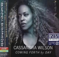 Cassandra Wilson ‎- Coming Forth By Day (2015) - Blu-Spec CD2