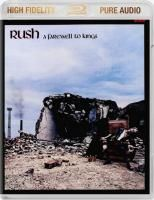 Rush - A Farewell To Kings (1977) (Blu-ray Audio)