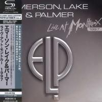 Emerson, Lake & Palmer - Live At Montreux 1997 (2015) - 2 HQCD Paper Mini Vinyl