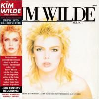 Kim Wilde - Select (1982) - Limited Collector's Edition
