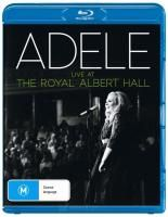 Adele - Live At The Royal Albert Hall (2011) (Blu-ray+CD)