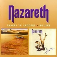 Nazareth - Snakes 'N' Ladders / No Jive (2011) - 2 CD Box Set