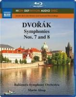 Dvorak - Symphonies № 7 and 8 (2011) (Blu-ray Audio)