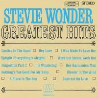 Stevie Wonder - Greatest Hits  (1968)
