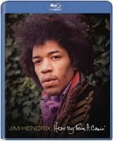 Jimi Hendrix - Hear My Train A Comin' (2013) (Blu-ray)