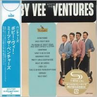 The Ventures - Bobby Vee Meets The Ventures (1963) - SHM-CD Paper Mini Vinyl