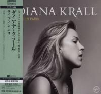 Diana Krall - Live In Paris (2002) - Platinum SHM-CD