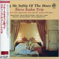 Steve Kuhn Trio - Sing Me Softly Of The Blues (1997) - Paper Mini Vinyl