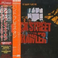 Back Street Crawler - The Band Plays On (1975) - HQCD Paper Mini Vinyl