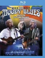 The Moody Blues - Days Of Future Passed Live (2017) (Blu-ray)