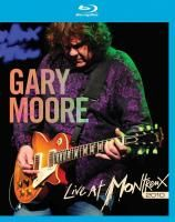 Gary Moore - Live At Montreux 2010 (2011) (Blu-ray)