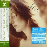 Jennifer Warnes - Jennifer (1972) - SHM-CD Paper Mini Vinyl