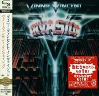 Vinnie Vincent Invasion ‎- Vinnie Vincent Invasion (1986) - SHM-CD