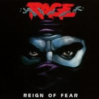 Rage - Reign Of Fear (1986) - 2 CD Box Set