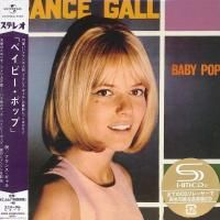France Gall - Baby Pop (1966) - SHM-CD Paper Mini Vinyl