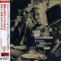 Eddie Higgins Trio - Dear Old Stockholm (2002) - Paper Mini Vinyl