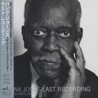 Hank Jones The Great Jazz Trio - Last Recording (2010) - Hybrid SACD