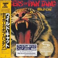Tygers Of Pan Tang - Wild Cat (1980) - SHM-CD Paper Mini Vinyl