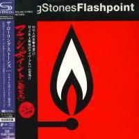 The Rolling Stones - Flashpoint (1991) - SHM-CD Paper Mini Vinyl