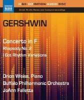 Gershwin - Concerto in F, Rhapsody No. 2 (2012) (Blu-Ray Audio)