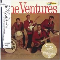 The Ventures - The Ventures (1961) - SHM-CD Paper Mini Vinyl