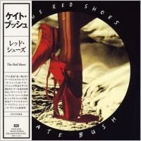 Kate Bush - The Red Shoes (1993) - Paper Mini Vinyl