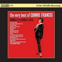 Connie Francis - The Very Best Of Connie Francis (1963) - K2HD Mastering CD